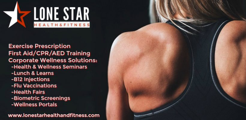 About Lone Star Health & Fitness, LLC